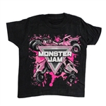 Youth Girls Splat Tee