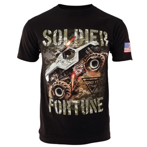 Soldier Fortune Tee
