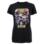 Ladies Foil 2019 MJ World Finals Tee