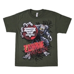 World Finals XVIII Zombie Invasion Youth Tee