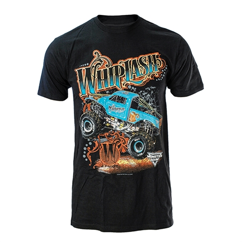 Whiplash Round Up Tee