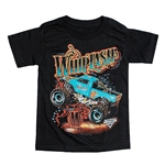 Youth Whiplash Round Up Tee