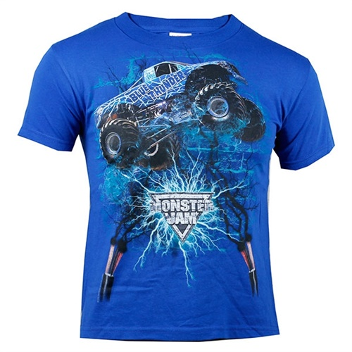 Blue Thunder Electric Youth Tee