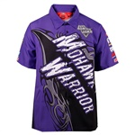 Mohawk Warrior Driver Shirt