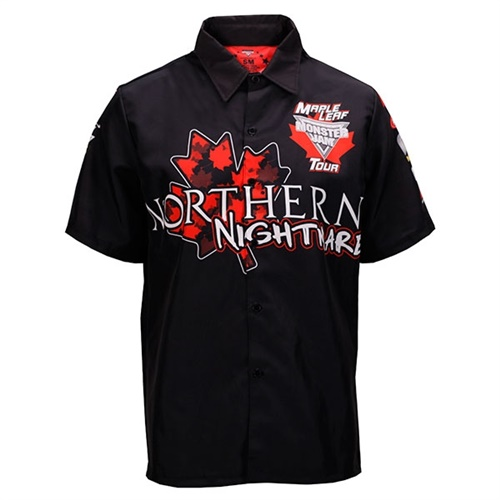 Northern Nightmare Driver Shirt