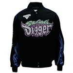 Son-Uva Digger Flames Jacket