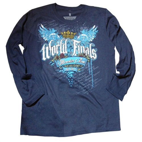 World Finals XI Ladies Eagle L/S Tee
