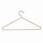 "Heavy-Duty ""Quiet"" Clothes Hanger"
