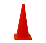 "28"" Polyvinyl Traffic Cones"