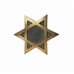 Star of David Applique
