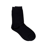 Black Bulk Dress Socks