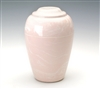 Pink Grecian Cultured Marble Urn