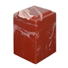 Rouge Agean Cultured Marble Urn