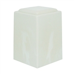 Ivory Agean Cultured Marble Urn