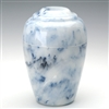 Sapphire Grecian Cultured Marble Urn