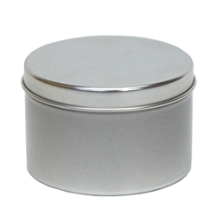 Platinum Round Tin