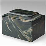 Camouflage Ionian Cultured Marble Urn