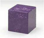 Amethyst Small Cube Keepsake