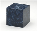 Navy Small Cube Keepsake