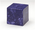 Cobalt Small Cube Keepsake