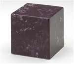 Merlot Small Cube Keepsake