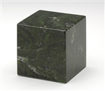 Antique Verde Small Cube Keepsake