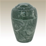 Emerald Small Grecian Cultured Marble Urn