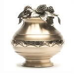 Rose's Vase, Natural Bronze