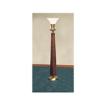 Lord Baltimore Torchiere Lamp