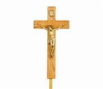 Traditional Crucifix with adjustable stand