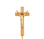 Risen Christ Crucifix with adjustable stand