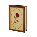 Rose - Wood Marquetry