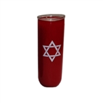 7-Day Star of David Candle