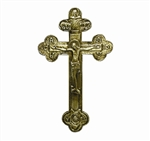 "9.5"" Cast Interior Crucifix"