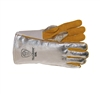 Aluminized Carbon Kevlar Back Welding Gloves