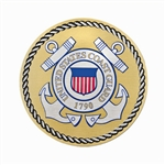 "Coast Guard 12"" Hearse/Lead Car Magnet"