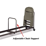 Optional Adjustable Chair Support