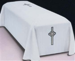 Casket Pall with Celtic Cross