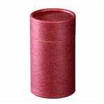 Burgundy Mini Scattering Tube