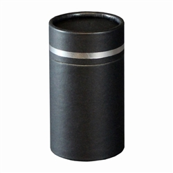 Black Mini Scattering Tube