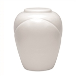 Traditional, Pearl Biodegradable urn