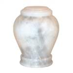 Carpel Antique White Marble Keepsake