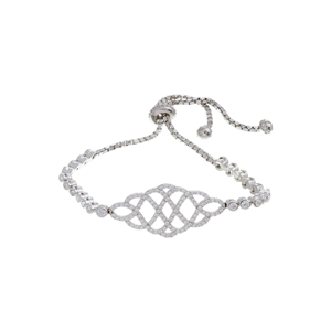 Filigree Adjustable Bracelet