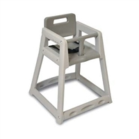 <b>CSL</b> Plastic Molded High Chair