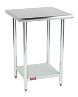 "Duke 24"" x 24"" Worktable"
