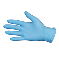 Large Nitrile Gloves Box of 100