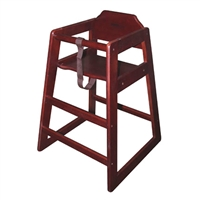 <b>Winco</b> Youth Chair Mahogany Finish
