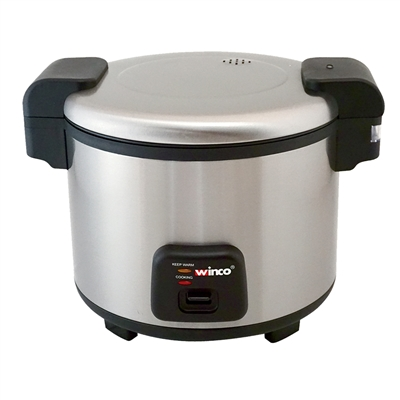 Winco Rice Cooker/Warmer 30 Cup