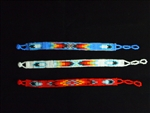 "1/2"" Friendship Bracelets- Native American Design"