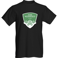 Mobb Motorsports Shield Mens T-Shirt
